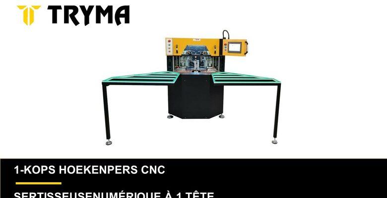 TM 138 1 kops hoekenpers CNC
