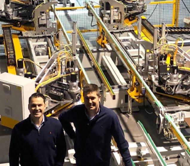 Soete aluminium investeert in 4-kops CNC hoekenpers