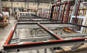 Het grootste besparingspotentieel in een ramen en deuren fabriek