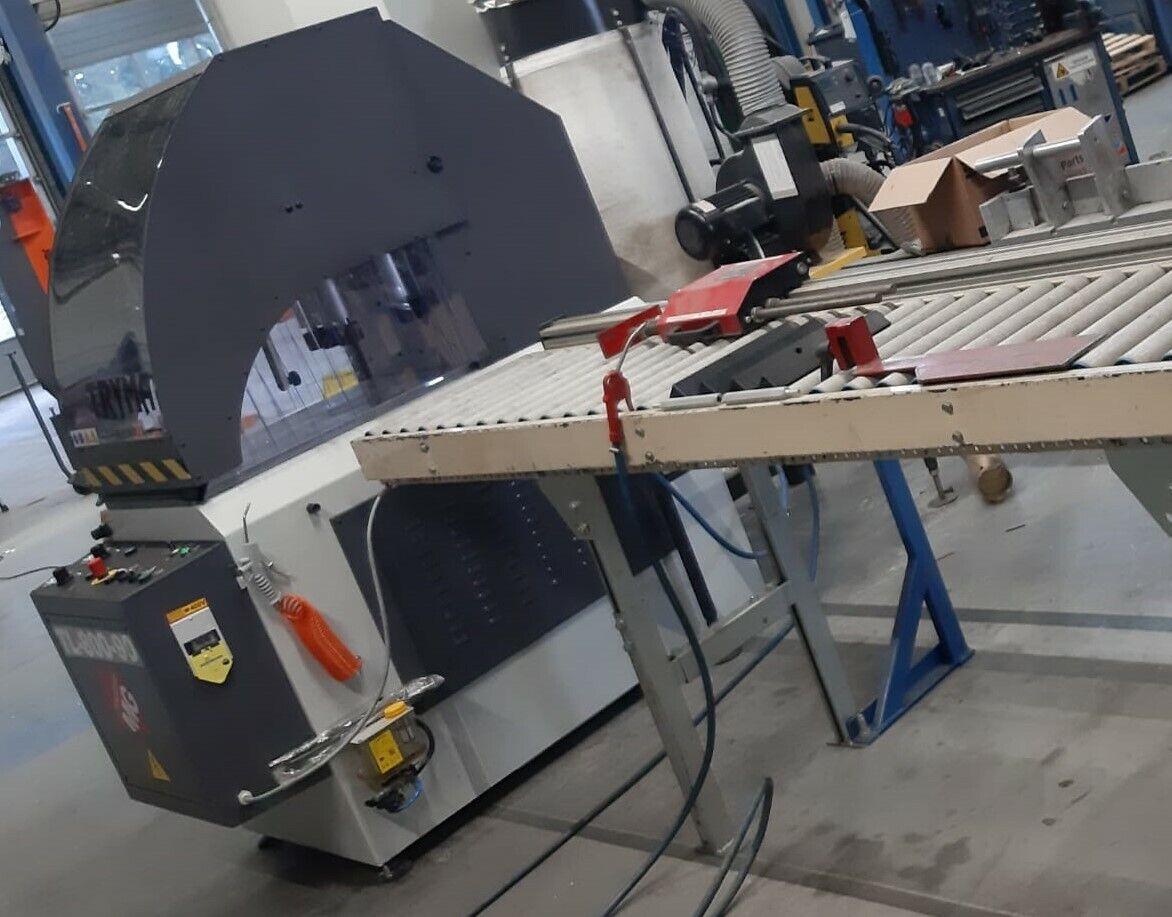 2 nieuwe zaagmachines voor Knapen Service uit Deurne
