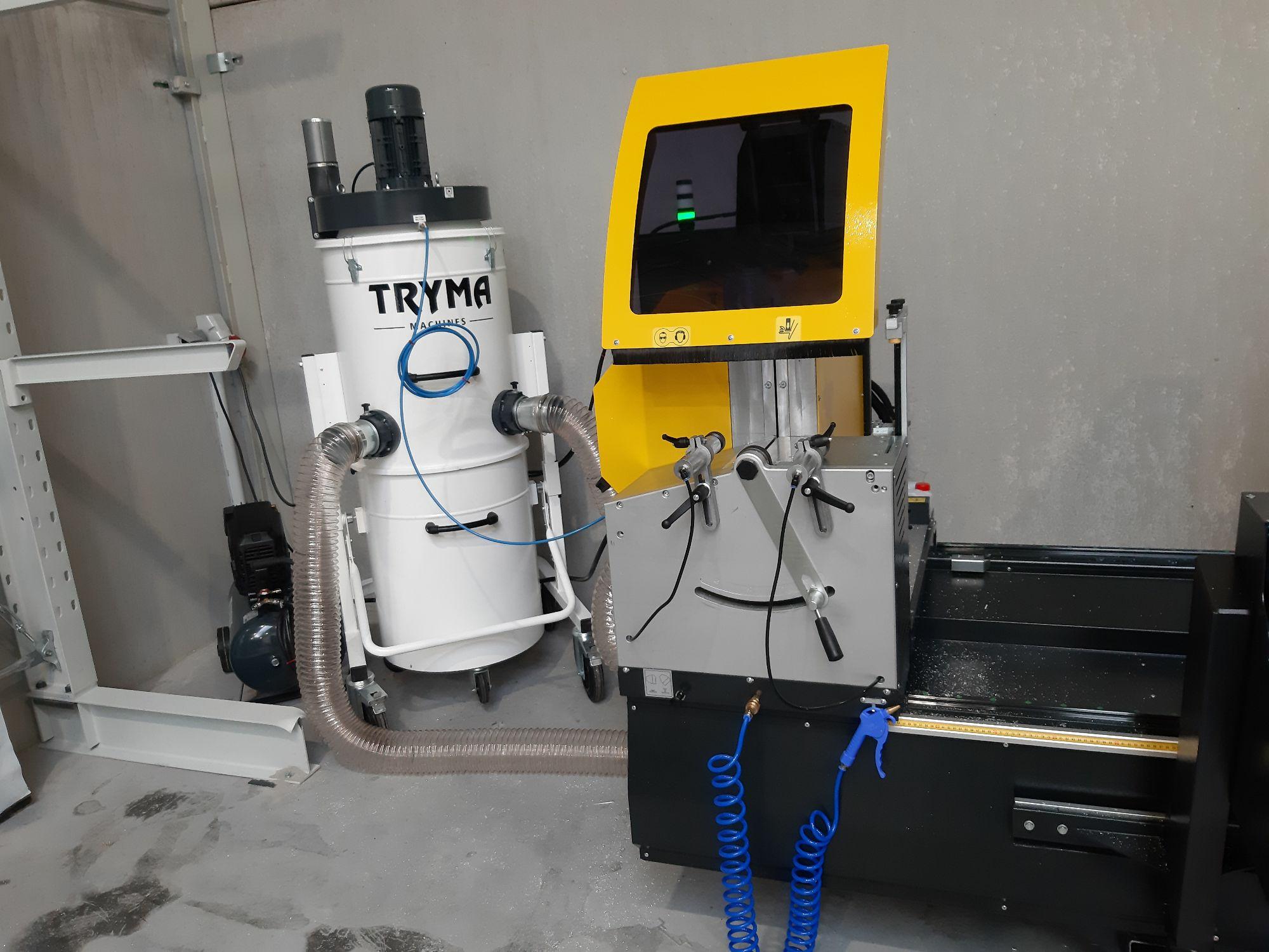 Humphry's investeert in 2-kops zaagmachine