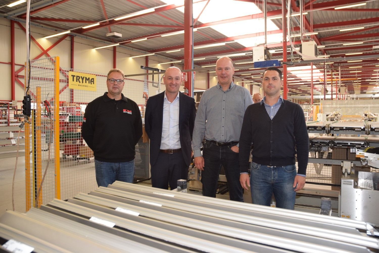 Investering in productie Kolf & Molijn loont