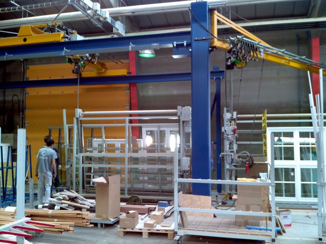 Werkplaatsinrichting hout Wycor