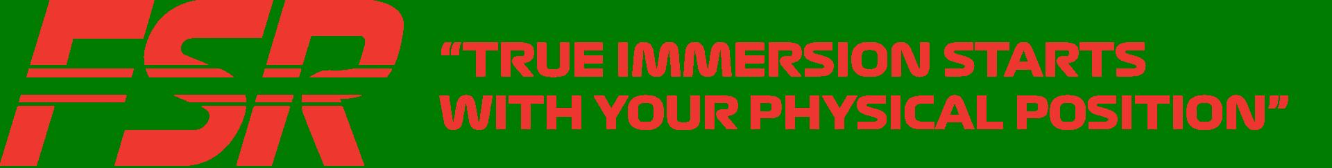 Logo Formula Sim Rigs