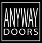 Logo Anywaydoors Wit 01